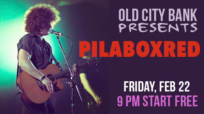 PilaBoxRed in the OCB