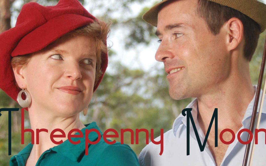 Speakeasy Saturdays feat. Threepenny Moon