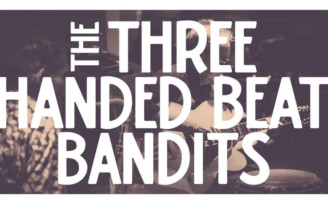 Three Handed Beat Bandits: Saturday Night Jazz