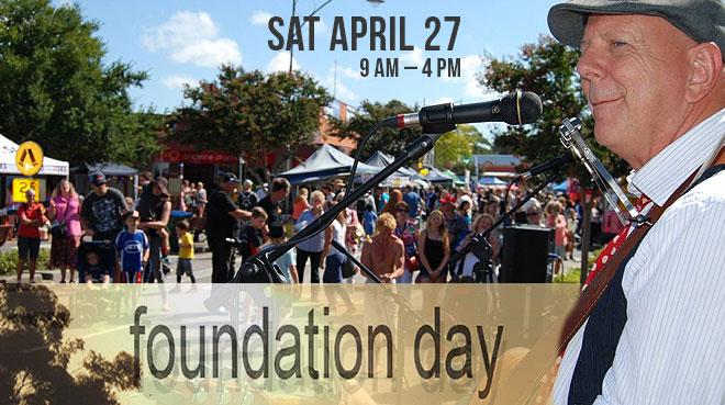 Springwood Foundation Day Festival