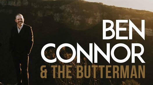 Ben Connor & The Butterman at The OCB