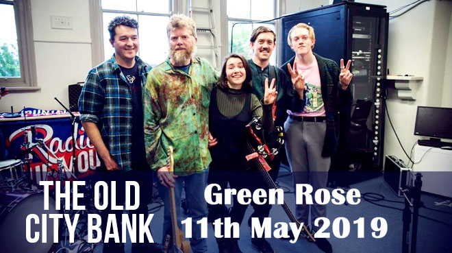 Green Rose | The Old City bank