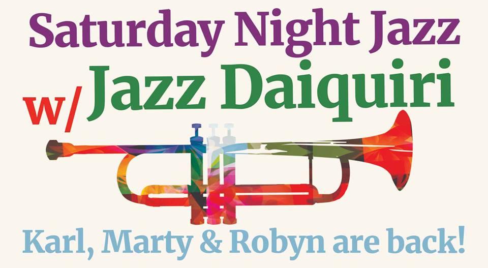 Jazz Daiquiri: Saturday Night Jazz at Hotel Blue
