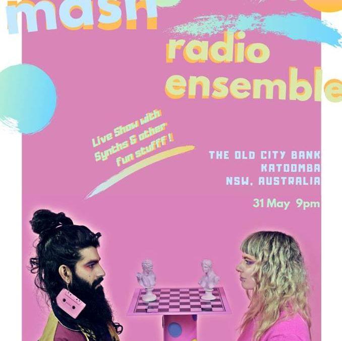 Mish Mash Radio Ensemble | Old City Bank