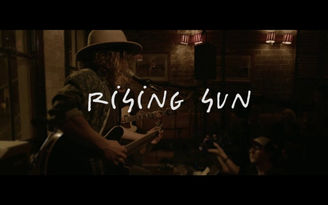 Nathan Cavaleri – Rising Sun (Official Live Version of Cold Chisel Cover)