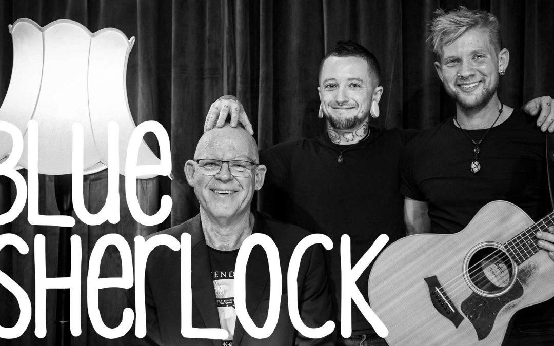 Blue Sherlock   First anniversary of Slack-Off Sundays