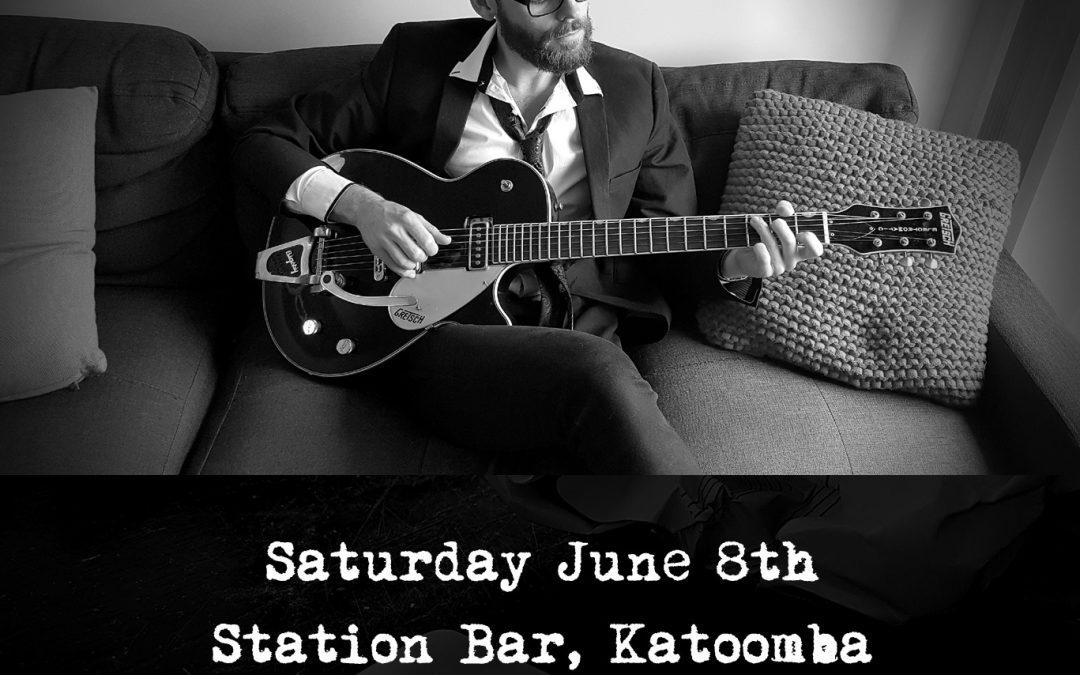 Gavin Bowles | Station Bar