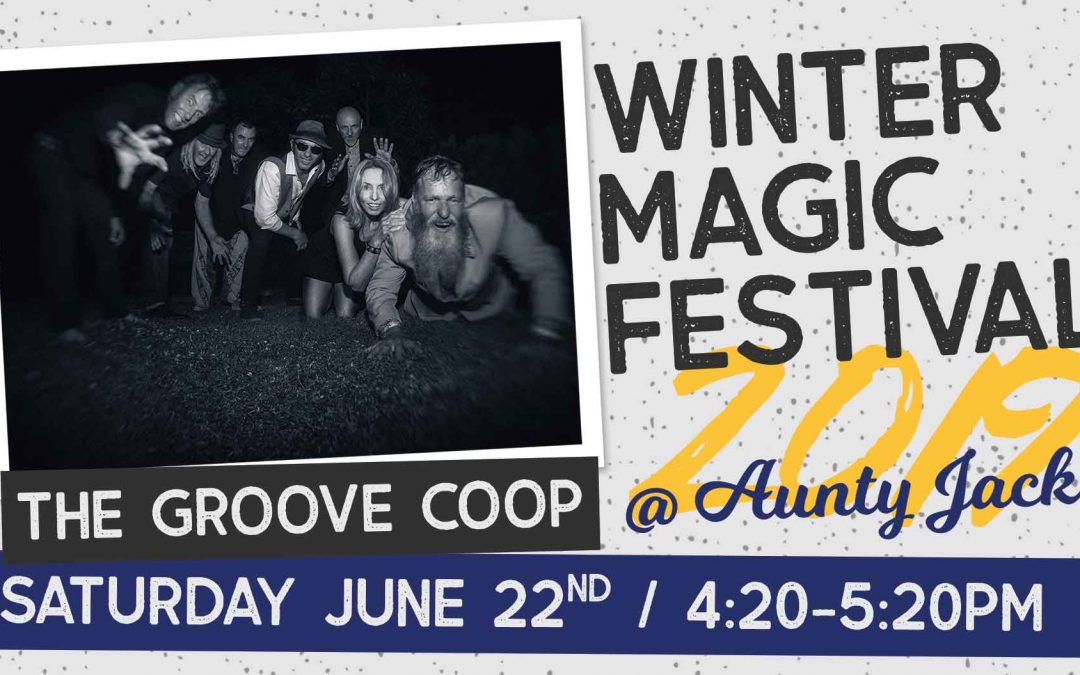 The Groove Coop at Aunty Jack's | Winter Magic Festival