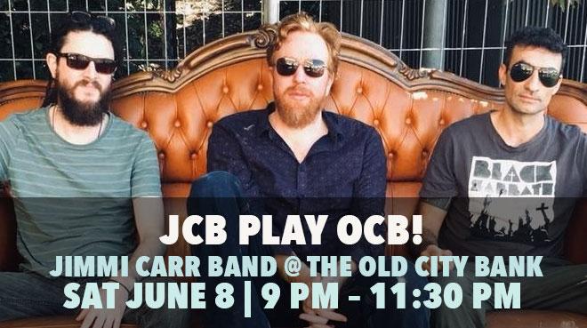 JCB play OCB! | The Old City bank
