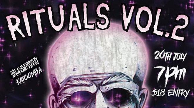 Rituals volume 2 | Baroque Room