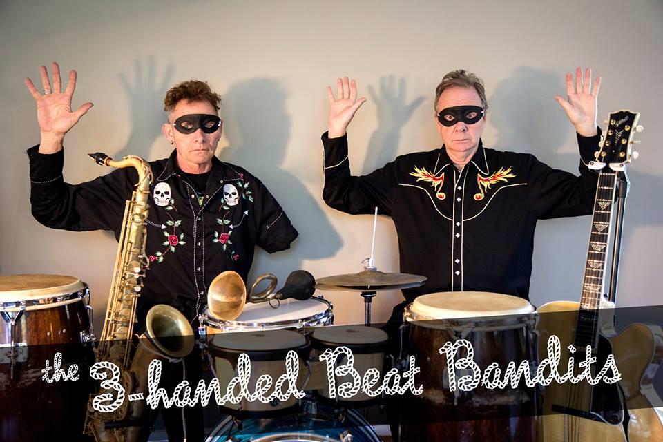 Three Handed Beat Bandits   The Old City bank