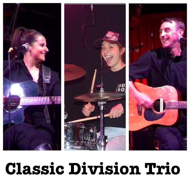 Classic Division Trio | Royal Hotel