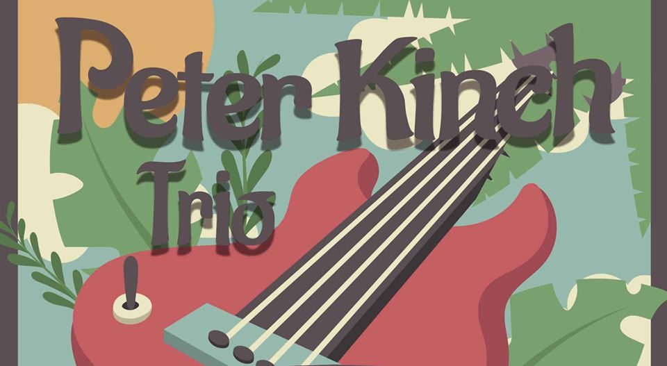 Peter Kinch Trio | Friday Night Jazz | Hotel Blue
