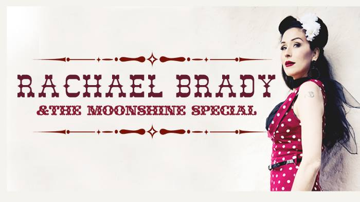 Rachael Brady & The Moonshine Special | The New Ivanhoe  Hotel