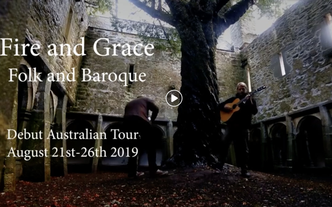 Fire and Grace – Folk and Baroque | Mechanics Institute Lawson