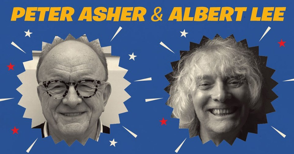 Peter Asher & Albert Lee | Blue Mountains Theatre and Community Hub