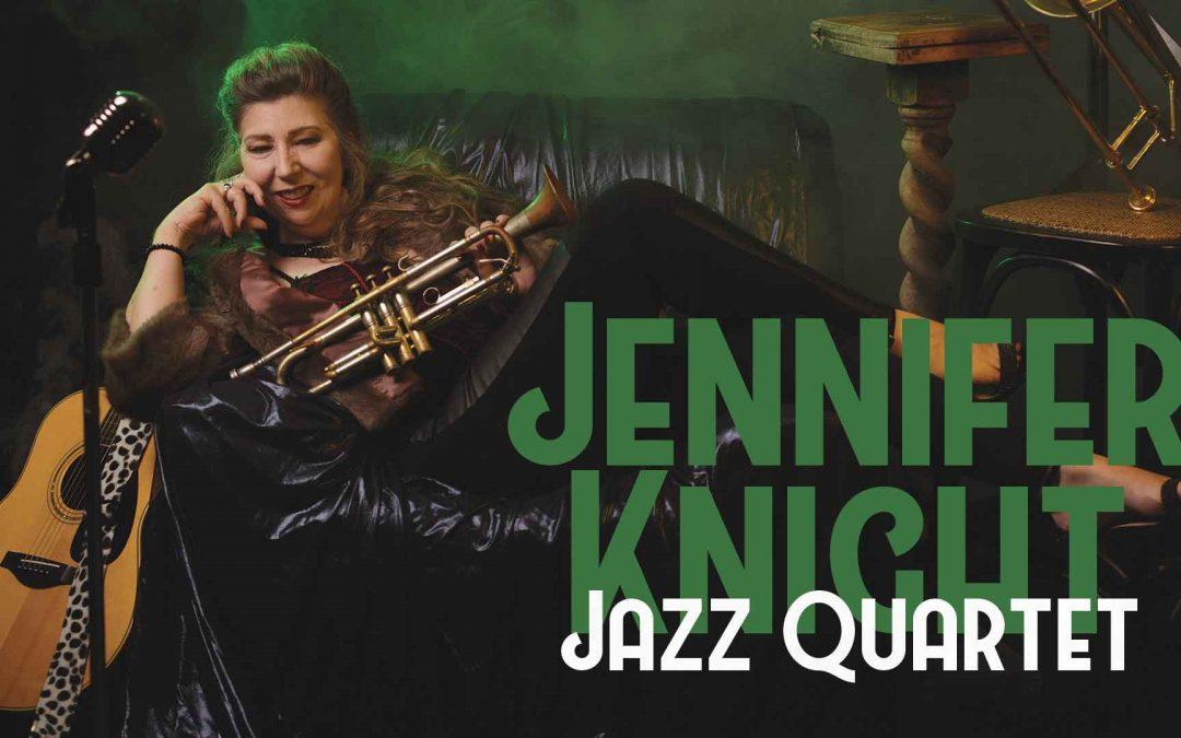 Jennifer Knight Jazz Quartet | Friday Night Jazz | Hotel Blue