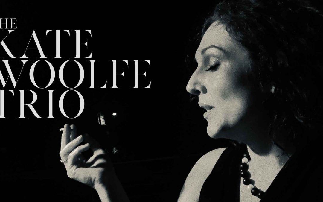 Kate Woolfe Trio   Saturday Night Jazz   Hotel Blue