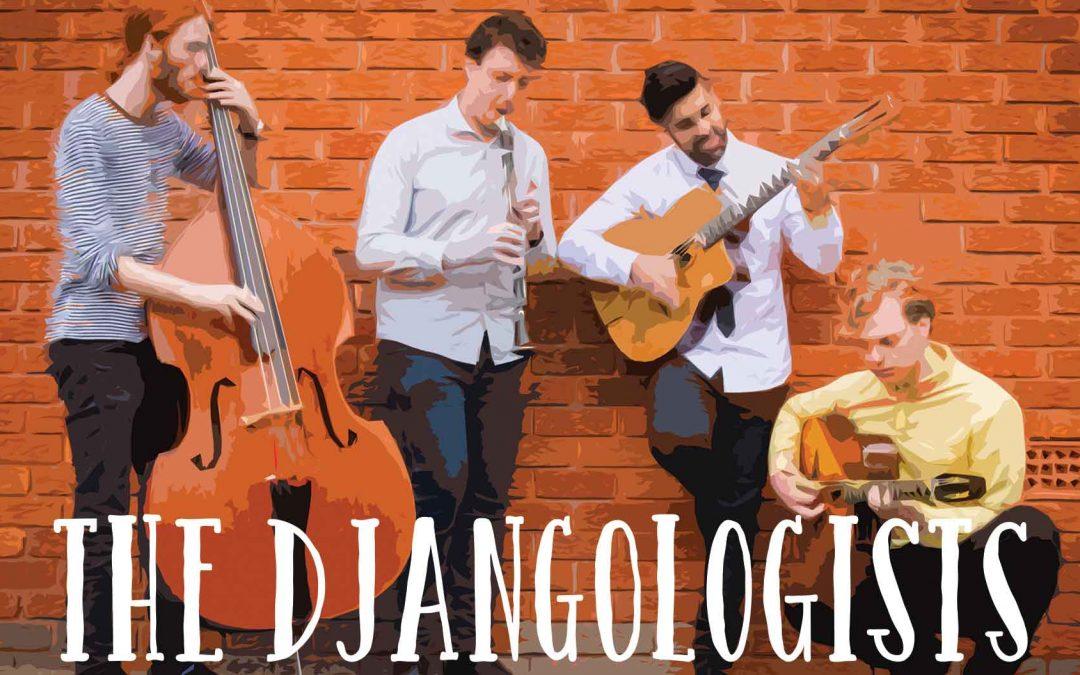 The Djangologists | Friday Night Jazz | Hotel Blue