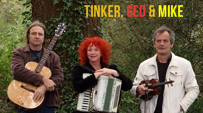 Tinker, Ged & Mike | Old City Bank