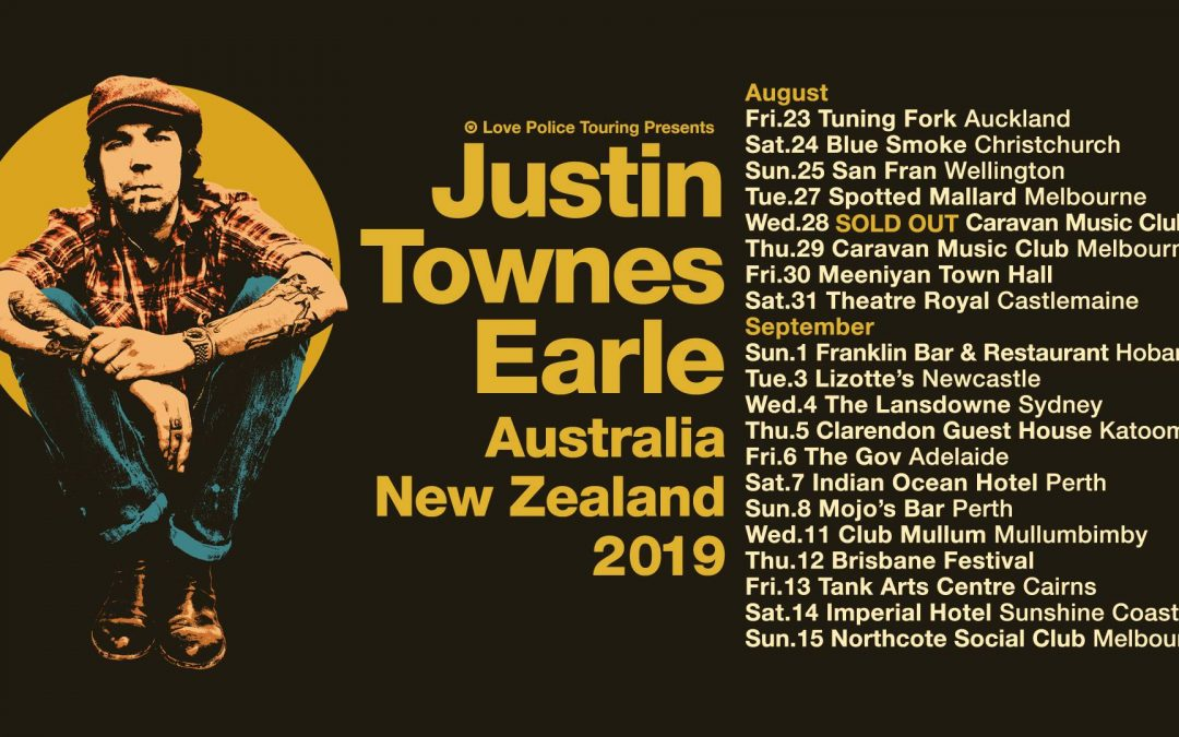 Justin Townes Earle   Clarendon Guest House