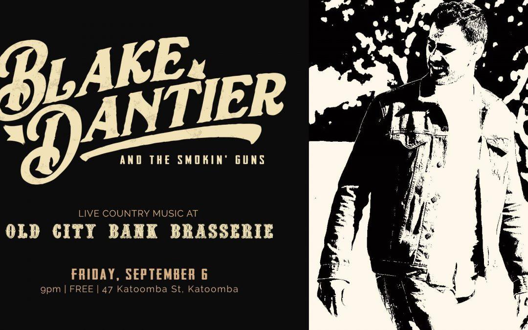 Blake Dantier | The Old City bank
