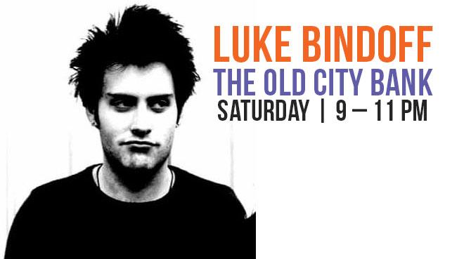 Luke Bindoff | The Old City Bank