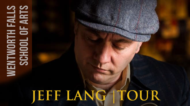 Jeff Lang Patreon Archives Tour | Wentworth Falls School Of Arts
