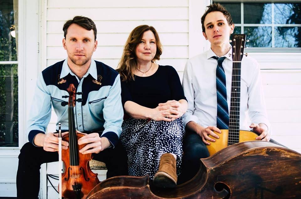 Missy Raines Trio (Nashville) + Whoa Mule concert Blue Mountains | Hotel Blue