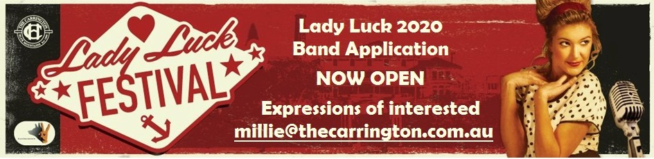 Lady Luck Festival 2020 | The Carrington Hotel