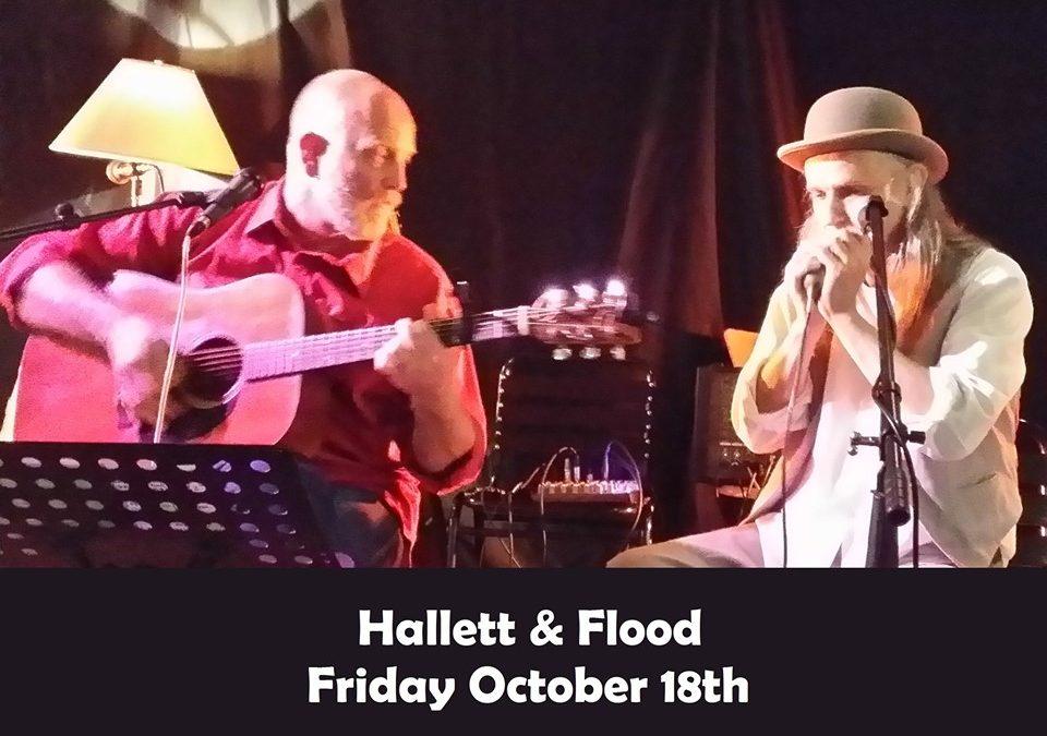 Hallett & Flood   The Old City Bank