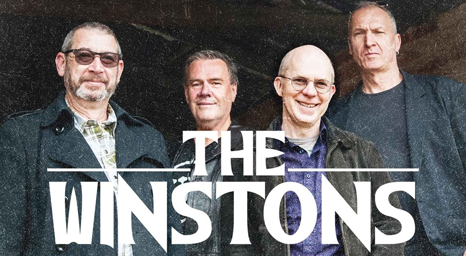 British Rock & Pop w/ The Winstons: Rockin'  |  Wentworth Falls Country Club