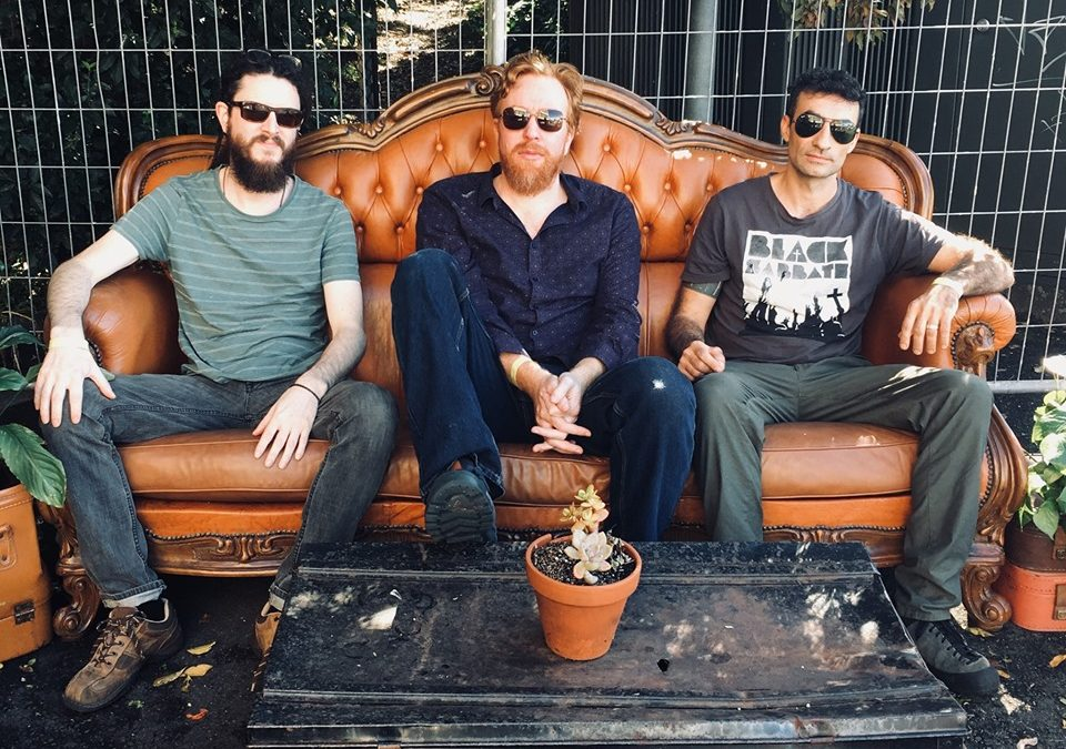 Jimmi Carr Band [Vinyl Album Launch]  | Aunty Ed's Katoomba