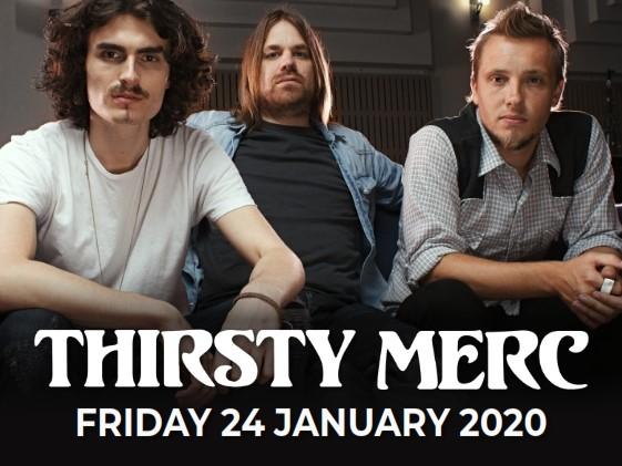 Thirsty Merc   Katoomba RSL