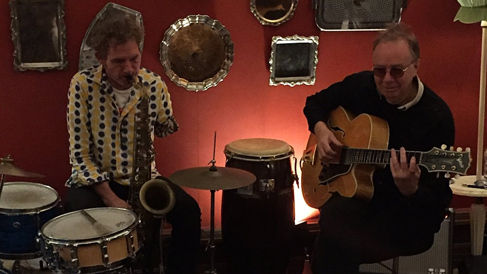The Three-Handed Beat Bandits | Friday Supper Club