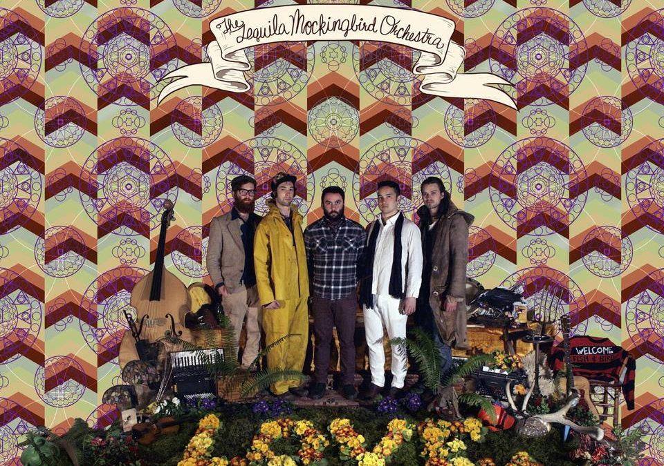 Tequila Mockingbird Orchestra (Canada) + Le Hot Club de Katoomba | The Baroque Room