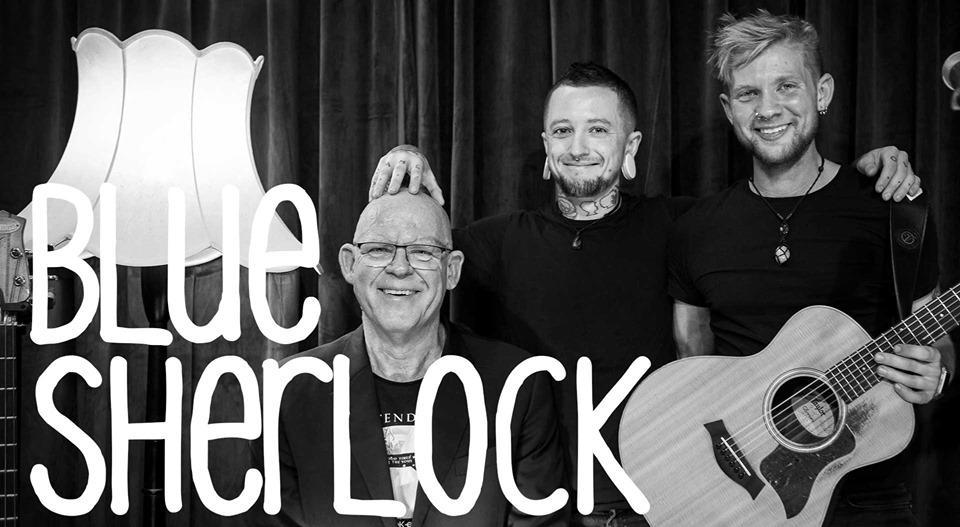 Blue Sherlock w/ Willem Sherlock Roorda: Slack-Off Sundays   Aunty Ed's Katoomba