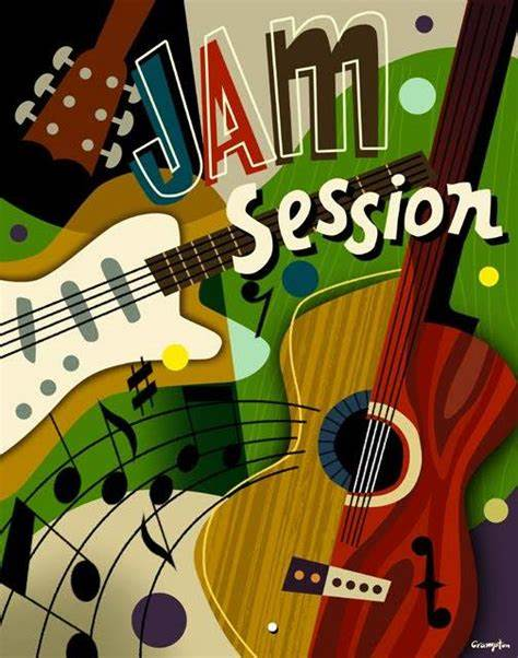 Open Jam Session |  GANG GANG gallery