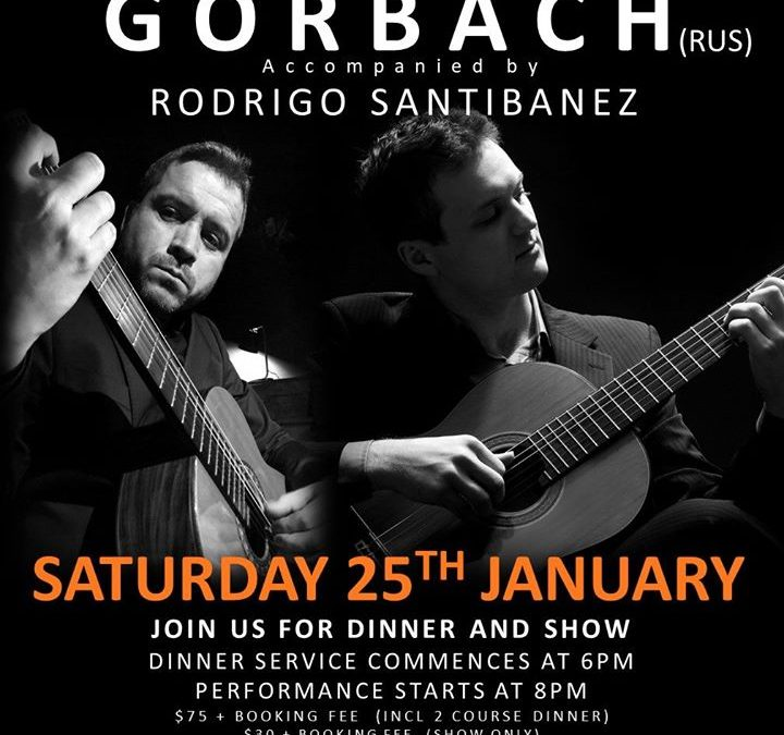 Vladimir Gorbach accompanied by Rodrigo Santibanez | Pigeon Lane at ONE88