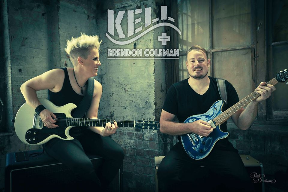 Kell + Brendon Coleman Acoustic In the Garden Sunday Sesh | Lithgow Workies Club & Motel