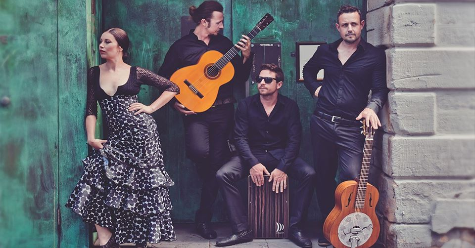 Bandaluzia Flamenco   Blue Mountains Theatre and Community Hub