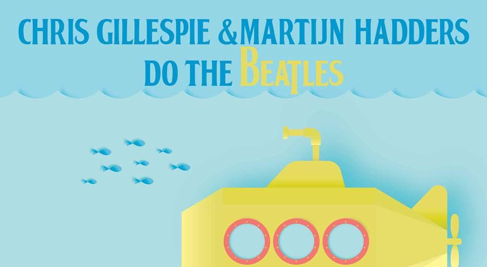 Chris Gillespie & Martijn Hadders do the Beat | Aunty Ed's Katoomba