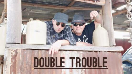 DOUBLE TROUBLE   Club Lithgow – Lithgow City Bowling Club