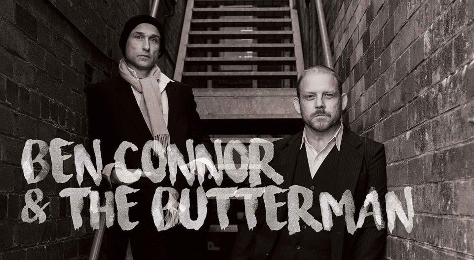 Ben Connor & The Butterman: Slack-Off Sundays   Aunty Ed's Katoomba