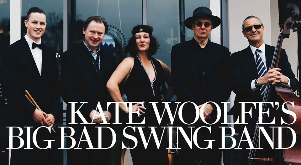 Kate Woolfe's Big Bad Swing Band: A Very Merry Swingin' Night |  Wentworth Falls Country Club