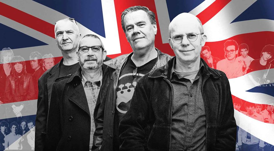 Winstons play the best of British Rock & Pop |  Wentworth Falls Country Club