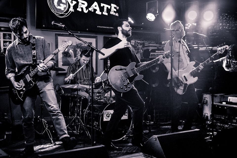 Gyrate    The Commercial Hotel Lithgow