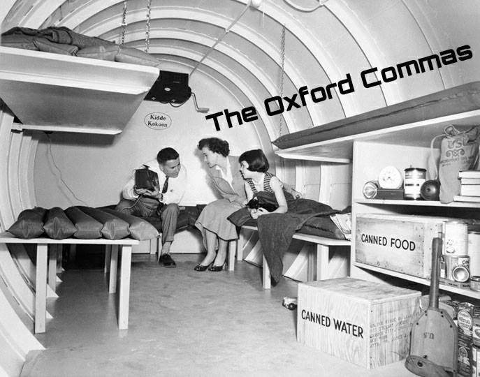 the Oxford Commas. Family hotel. Free entry. Get some. | Katoomba Family Hotel