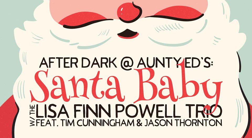 Santa Baby w/ Lisa Finn Powell Trio | After Dark | Aunty Ed's Katoomba