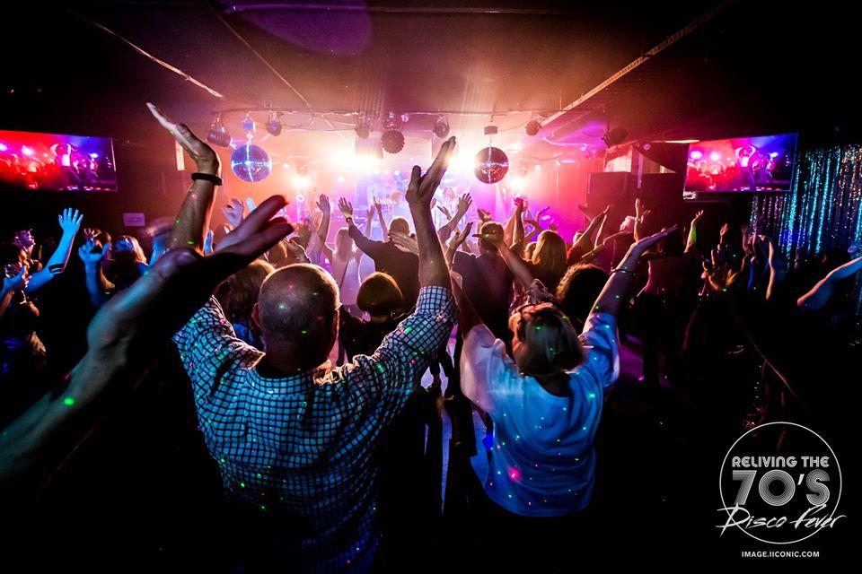 Disco Revolution hits Katoomba | The Baroque Room